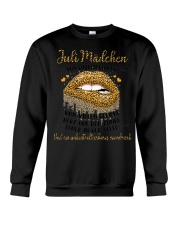 Juli Mädchen Crewneck Sweatshirt tile