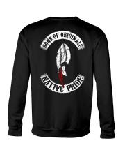 Native American Pride Crewneck Sweatshirt thumbnail
