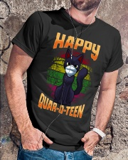Funny Halloween Classic T-Shirt lifestyle-mens-crewneck-front-4