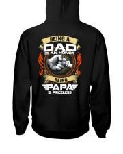 Being A Dad Hooded Sweatshirt thumbnail