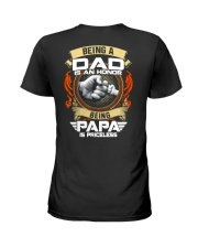 Being A Dad Ladies T-Shirt thumbnail