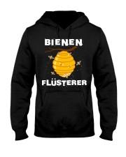 Bienen flüsterer Hooded Sweatshirt front