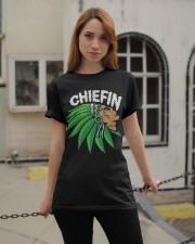 Chiefin Classic T-Shirt apparel-classic-tshirt-lifestyle-19