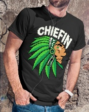 Chiefin Classic T-Shirt lifestyle-mens-crewneck-front-4
