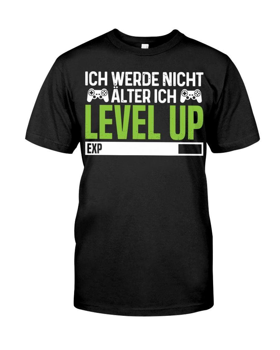 Ich Level Up  Classic T-Shirt