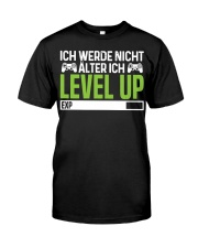 Ich Level Up  Classic T-Shirt front