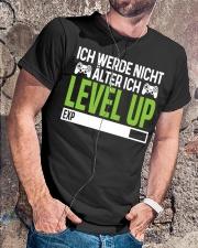Ich Level Up  Classic T-Shirt lifestyle-mens-crewneck-front-4