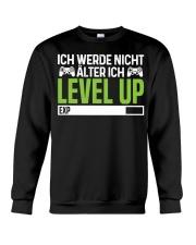 Ich Level Up  Crewneck Sweatshirt thumbnail