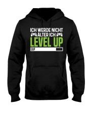 Ich Level Up  Hooded Sweatshirt thumbnail