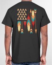 Native Flag Classic T-Shirt garment-tshirt-unisex-back-04