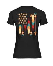 Native Flag Premium Fit Ladies Tee thumbnail