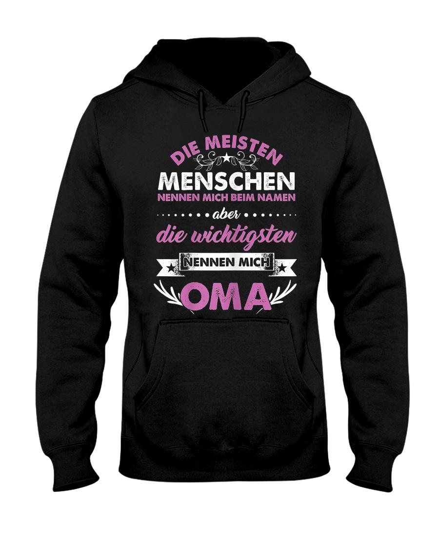 Oma Hooded Sweatshirt