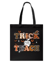 Halloween Skateboard Tote Bag thumbnail