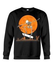 Halloween Skateboard Crewneck Sweatshirt tile