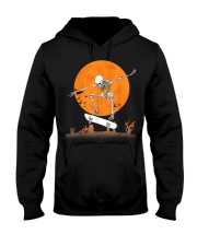 Halloween Skateboard Hooded Sweatshirt thumbnail