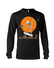 Halloween Skateboard Long Sleeve Tee thumbnail