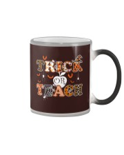 Halloween Skateboard Color Changing Mug thumbnail