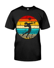 Volleyball Premium Fit Mens Tee thumbnail