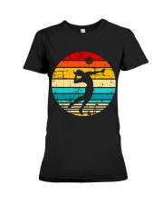 Volleyball Premium Fit Ladies Tee thumbnail