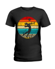 Volleyball Ladies T-Shirt thumbnail