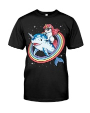 Unicorn Lovers Classic T-Shirt front