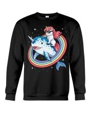 Unicorn Lovers Crewneck Sweatshirt tile