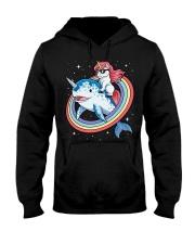 Unicorn Lovers Hooded Sweatshirt tile