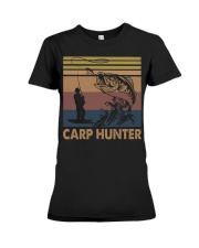 Carp Hunter Premium Fit Ladies Tee thumbnail