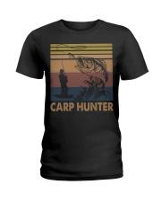 Carp Hunter Ladies T-Shirt thumbnail
