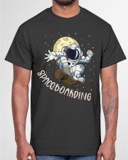 Spaceboarding Classic T-Shirt garment-tshirt-unisex-front-03