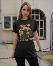 Trust Me I'm A Doctor Classic T-Shirt apparel-classic-tshirt-lifestyle-19
