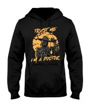 Trust Me I'm A Doctor Hooded Sweatshirt tile