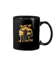 Trust Me I'm A Doctor Mug tile