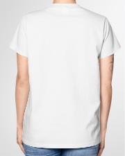 Februar Mädchen Ladies T-Shirt garment-tshirt-ladies-back-01