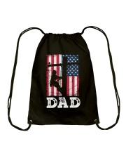 father day Drawstring Bag thumbnail