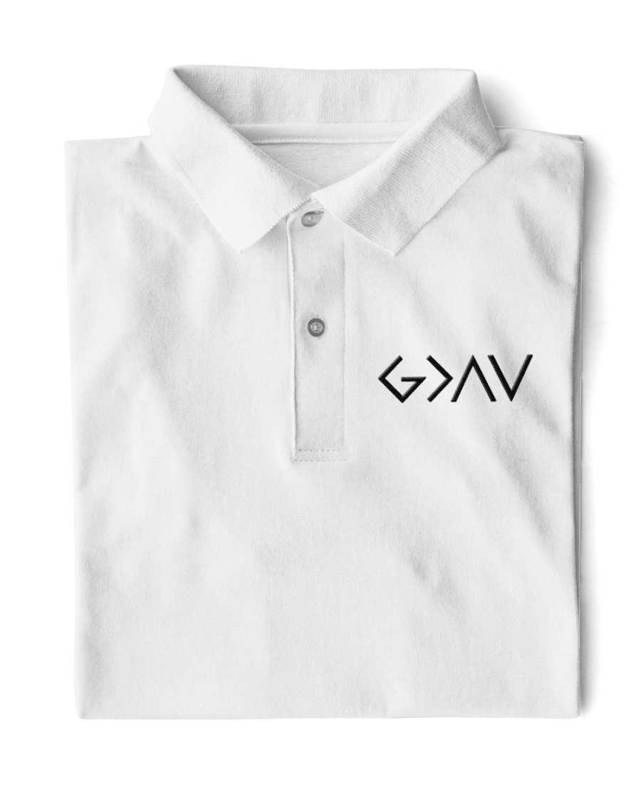 Greater Than All Limited Editon Classic Polo