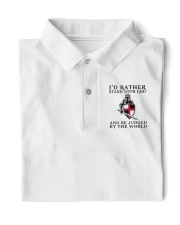 Stand With God Polo Limited Editon Classic Polo front