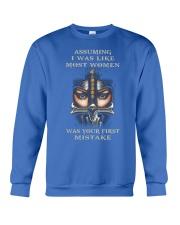 Swordwoman US T-shirt Crewneck Sweatshirt thumbnail