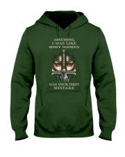 Swordwoman US T-shirt Hooded Sweatshirt thumbnail