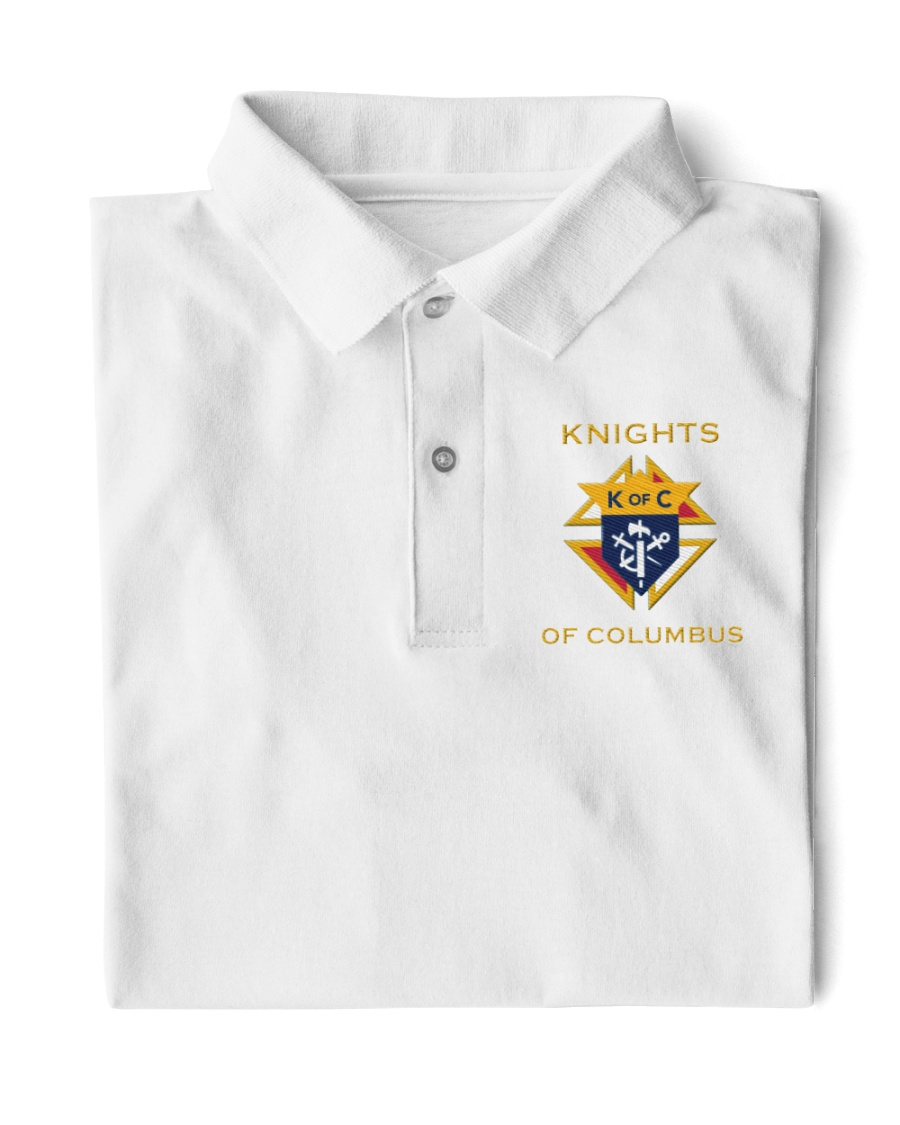 Knights of Columbus Polo Limited Editon Classic Polo