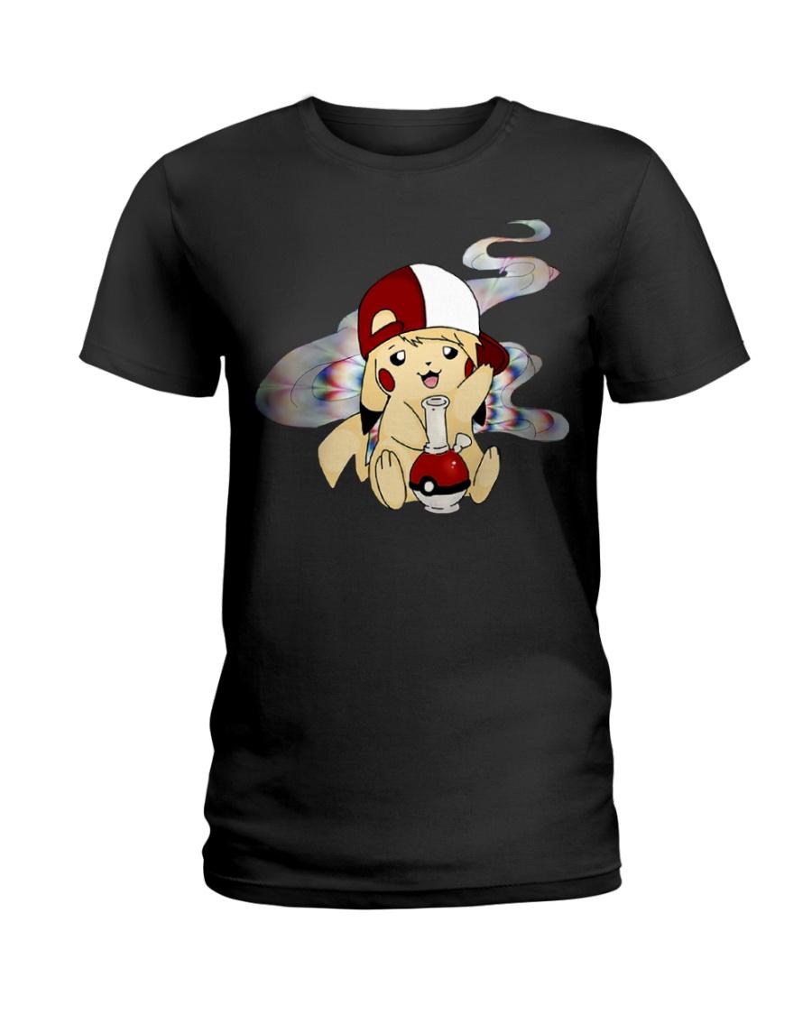 Weekachu US T-shirt Ladies T-Shirt