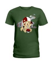 Weekachu US T-shirt Ladies T-Shirt tile