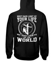 Lineman My Dad Hooded Sweatshirt thumbnail