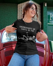 Underestimate Me Ladies T-Shirt apparel-ladies-t-shirt-lifestyle-01