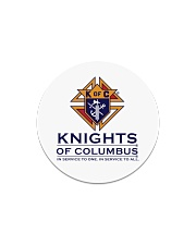 Knights of Columbus Collection Circle Magnet thumbnail