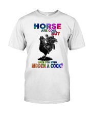 Ride A Cock Limited Editon Classic T-Shirt front