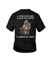 Warrior of Christ Limited Editon Youth T-Shirt thumbnail