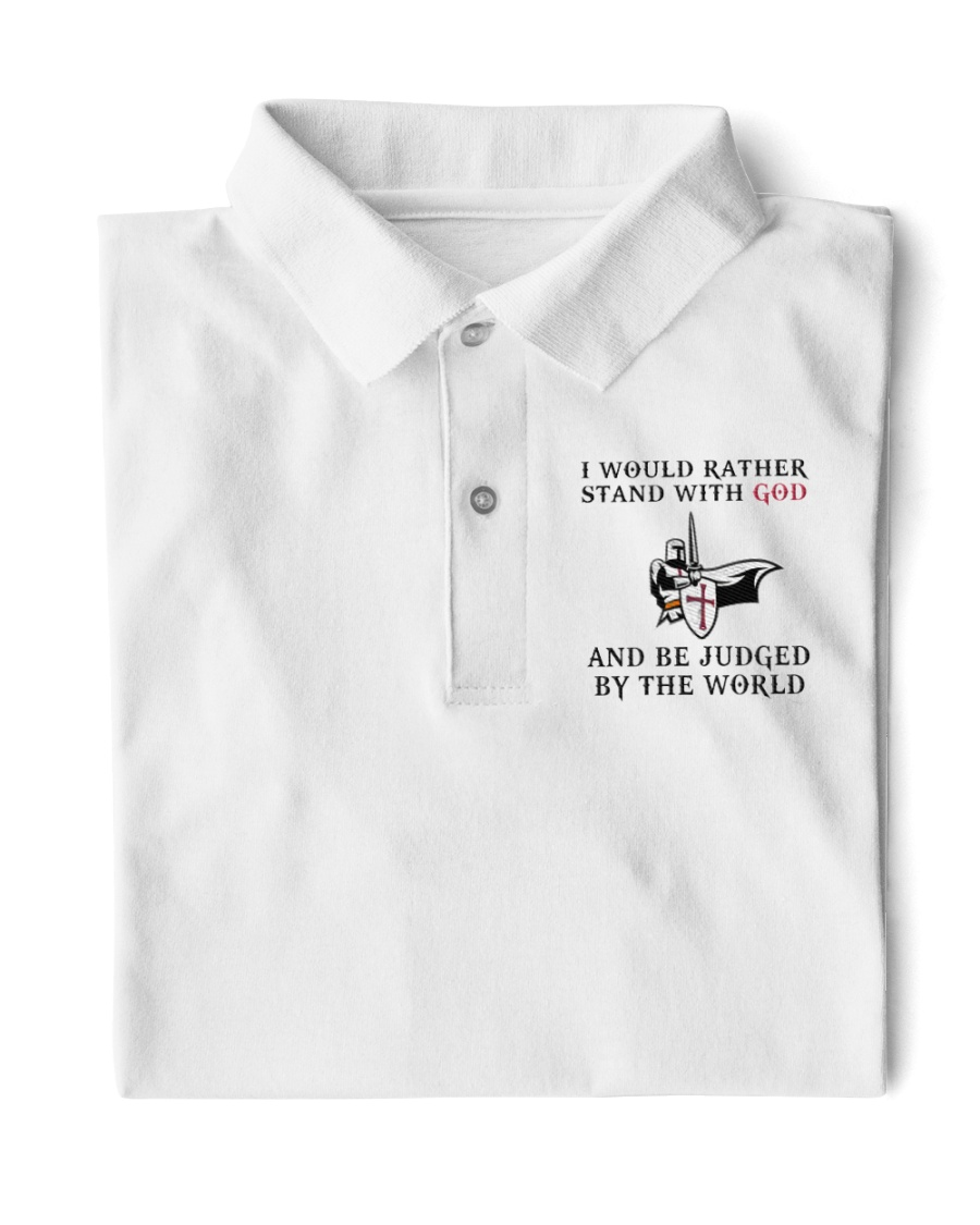 Stand With God Polo Limited Editon Classic Polo