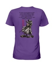 Show No Mercy Limited Editon Ladies T-Shirt thumbnail
