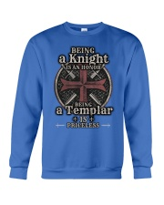 Knights Templar US T-shirt Crewneck Sweatshirt tile